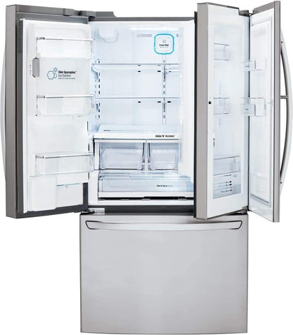 LG French Door Stainless Refrigerator LFXS30766S