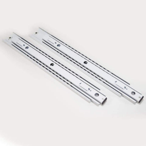 Bosch Refrigerator Door Slide Rail (pair) 12006329 - Use It Again Appliance Parts