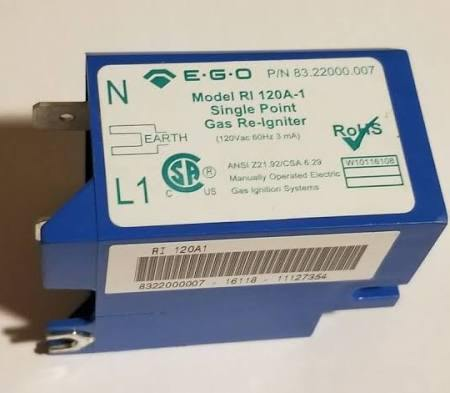 EGO Spark Ignition Module RI 120A-1 RI120A1 - Use It Again Appliance Parts