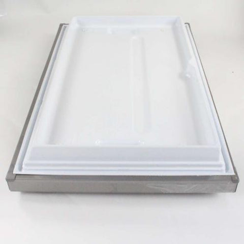 Freezer Door Stainless W10910840 W10886626 - Use It Again Appliance Parts