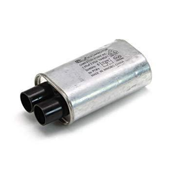 Microwave High Voltage Capacitor 0CZZW1H004C - Use It Again Appliance Parts