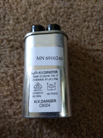 Miele Capacitor 06916240 - Use It Again Appliance Parts