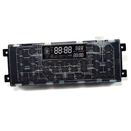 New - Range Control Board And Display 316650001