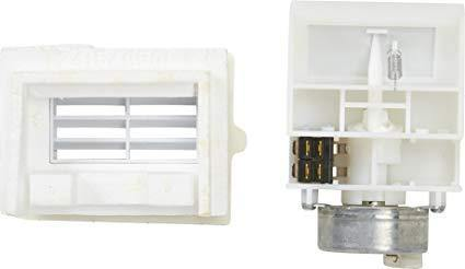 New - Refrigerator Air Damper Control 241600902