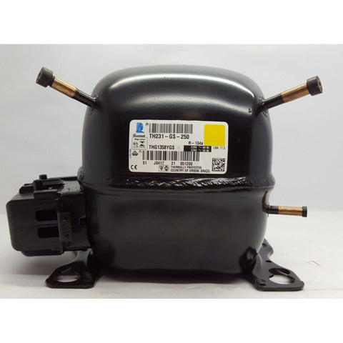Refrigerator Compressor THG1358YS - Use It Again Appliance Parts