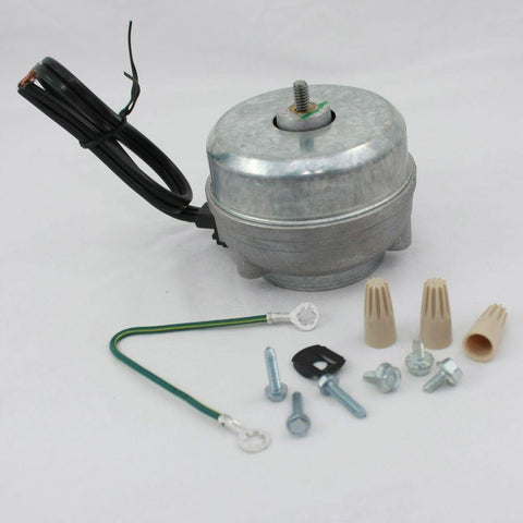 Refrigerator Condenser Fan Motor Kit OEM 833697 A833697 - Use It Again Appliance Parts
