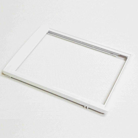 Refrigerator Crisper Pan Cover Frame 240354502 - Use It Again Appliance Parts