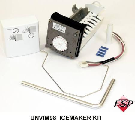 Universal Ice Maker Kit UNVIM98 - Use It Again Appliance Parts