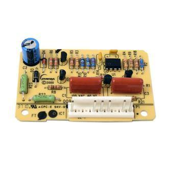 New - Washer Temp Control Board 134810610