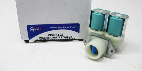 Supco Washer Water Valve WV03123 DC62-30312J - Use It Again Parts