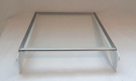 Refrigerator Glass Shelf OEM W10493521 WPW10493521 - Use It Again Appliance Parts