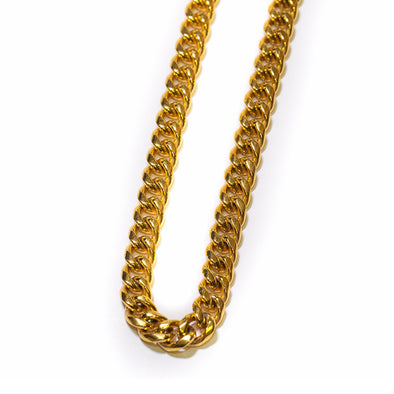 Golden Gilt Cuban Link