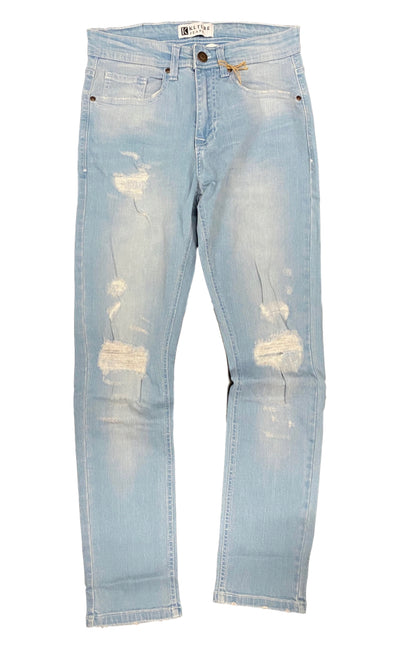 Kulture Light Blue Denim
