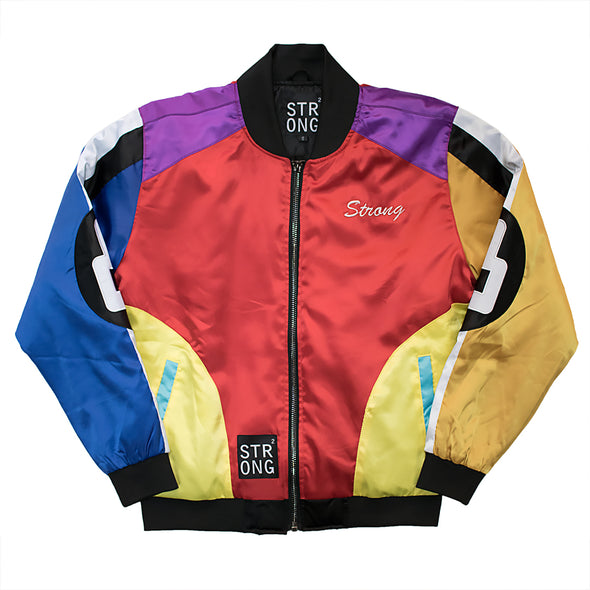 Strong 8 Baller Jackets (Multi Color)