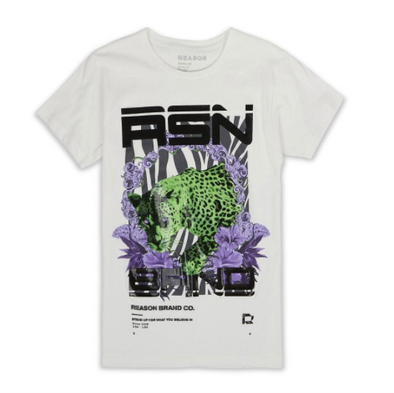 RSN Night Stare Tee (White)