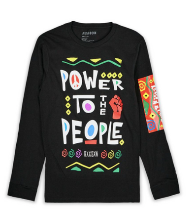 RSN Power To People L/S