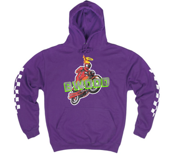 BWood Excite Bike Hoody