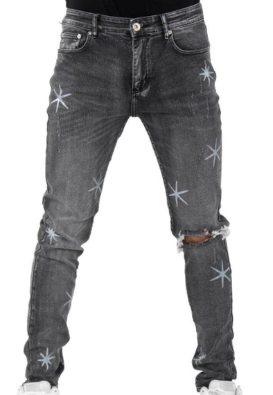 EPTM Galaxy Denim (Charcoal Wash)