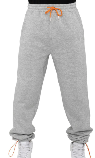 EPTM Hyper Fleece Pants (Heather Grey)