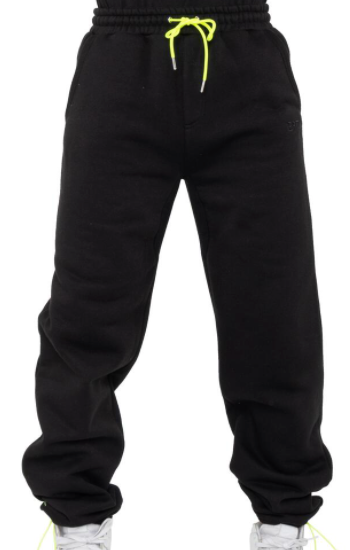 EPTM Hyper Fleece Pants (Black)