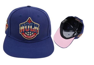 Pro Standards New Orleans Pelicans Snapback