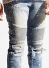 Embellish Larue Biker Denim