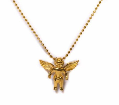 Golden Gilt Micro Cherub