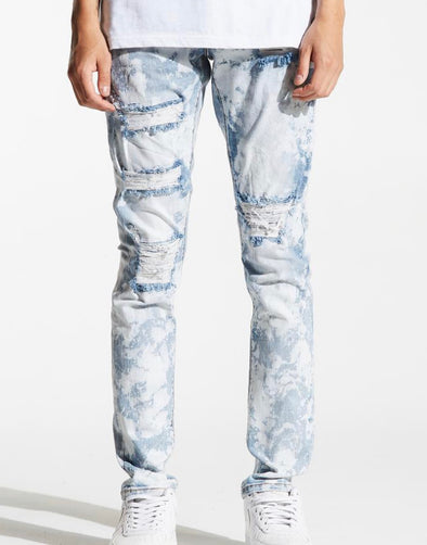 Crysp Atlantic Light Bleach Denim