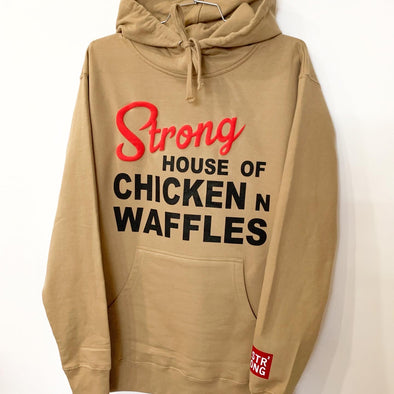 "STRONG ""Strong House"" Hoodie"
