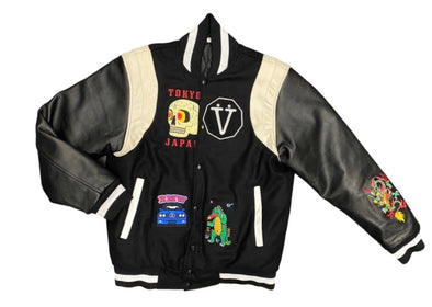 Villain Collection Varsity Jacket