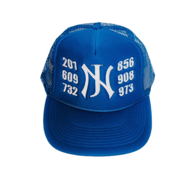 LTD NJ TRUCKER (Blue)
