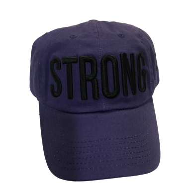 Strong 3D (Purple/Blk)