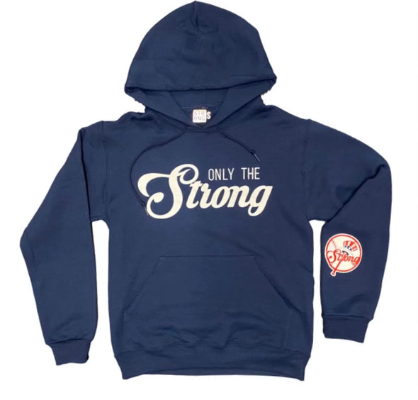 "STRONG ""The Bombers"" Hoodie (Navy)"
