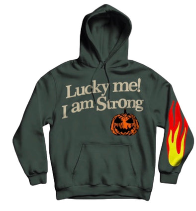 STRONG Lucky Me Hoodie (Olive)
