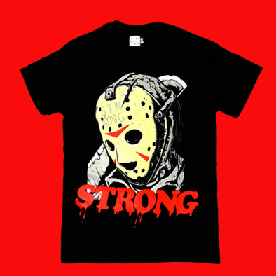 "Strong ""Crystal Lake"" Tee"