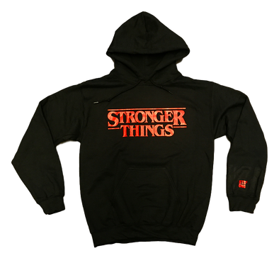 "STRONG ""Stronger Things"" Hoodie"