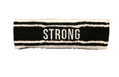 "STRONG ""The Headband"" (BLACK)"