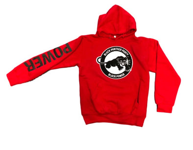 Originals Power Hoodie Red