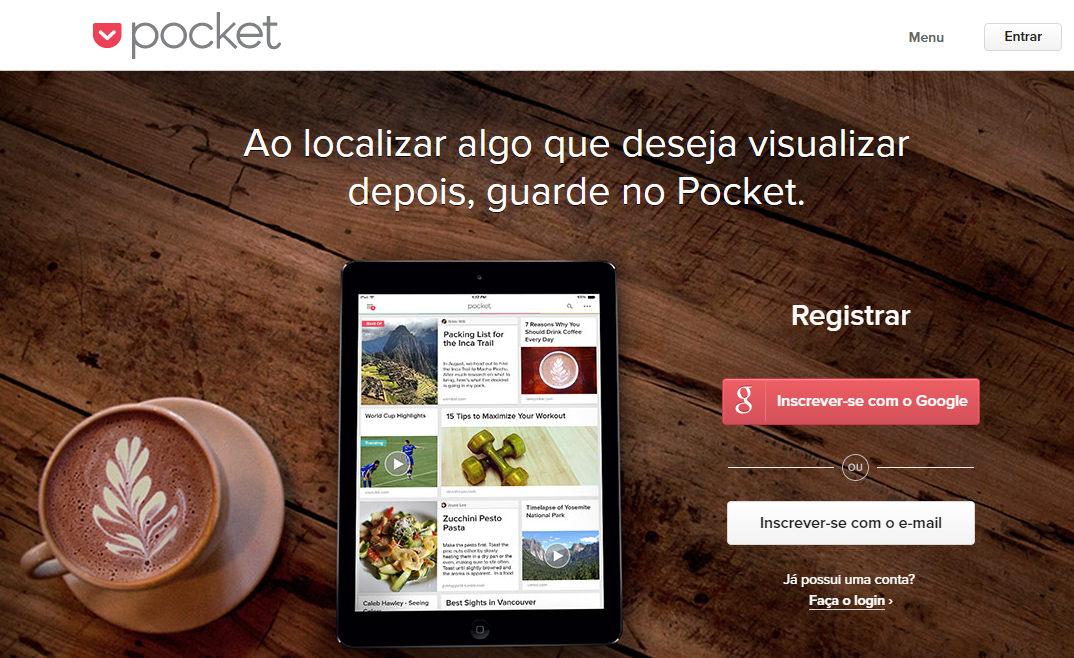 Pocket Site