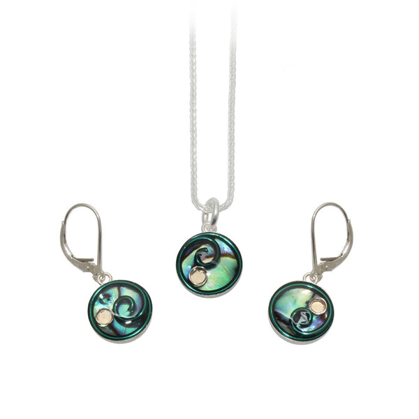 Waterlily Abalone Set