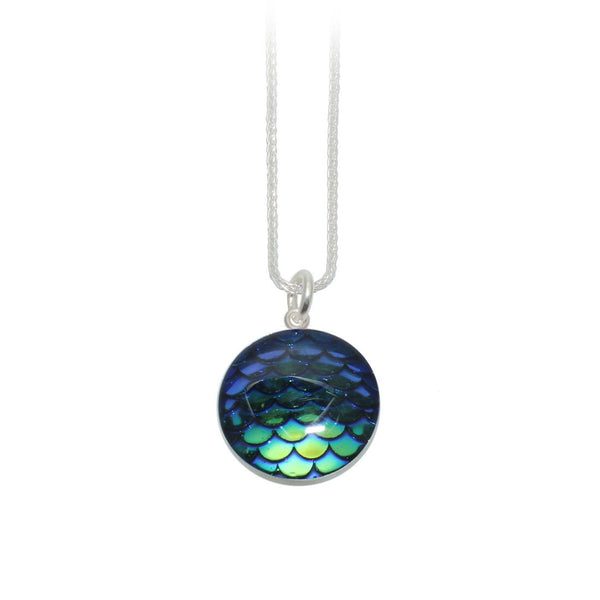 Galaxaura Mermaid Pendant