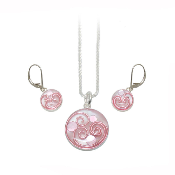 Camellia Mother of Pearl Set
