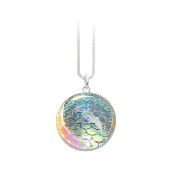 25mm Aurora Mermaid Pendant