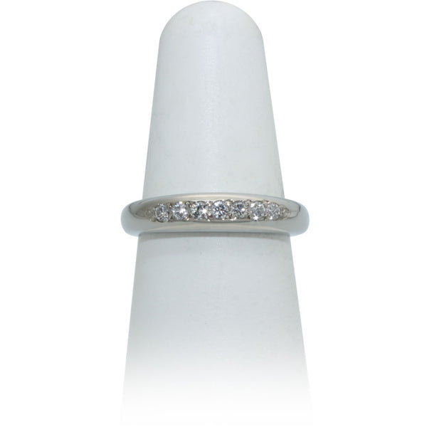 Size 6.5 - Seven Diamond Band