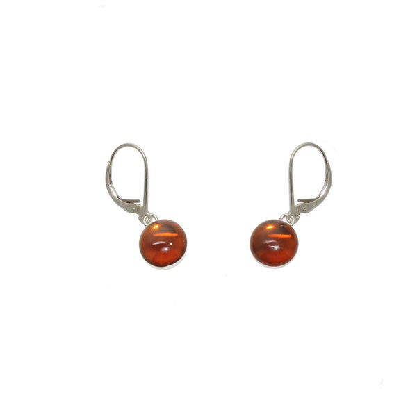 8mm Gumdrop Earrings