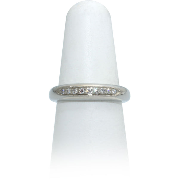 Size 6.5 - Nine Diamond Band