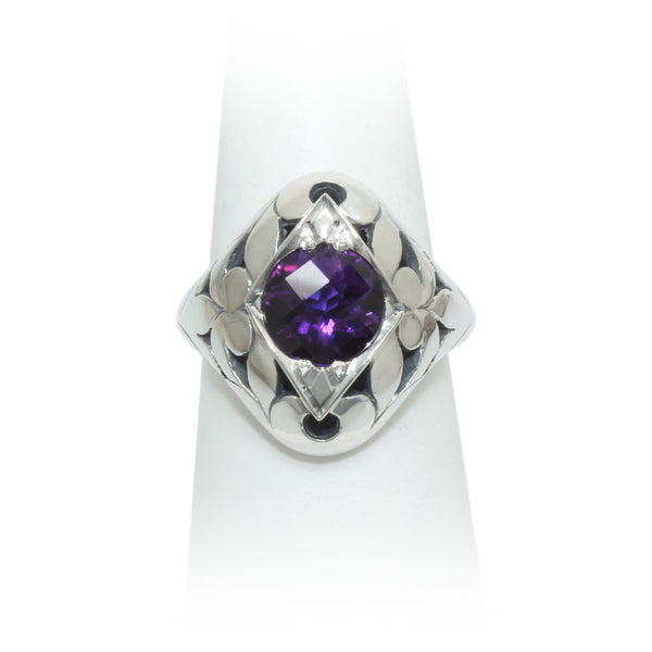 Size 6 - Amethyst Ring