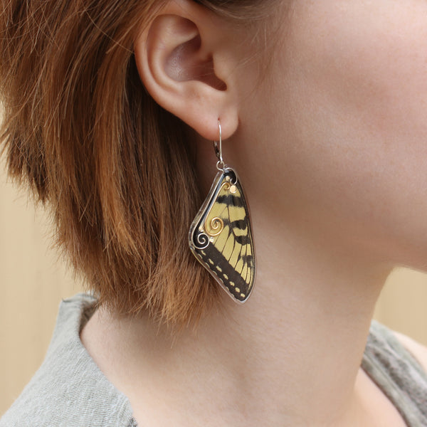 Butterfly Earrings 1 & 2