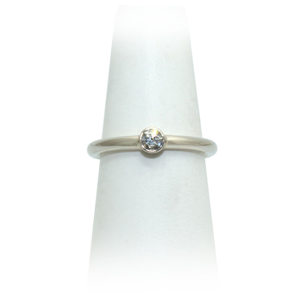 Size 7 - Diamond Solitaire Ring