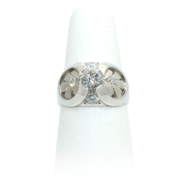 Size 7 - Diamond Ring